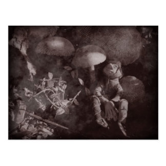 Garden Fairy Postcard