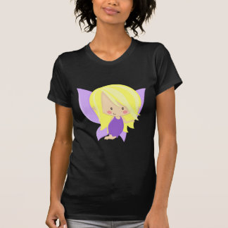 Garden Fairy- Purple and Yellow T-Shirt