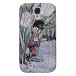 Garden Fairy Samsung Galaxy S4 Cases