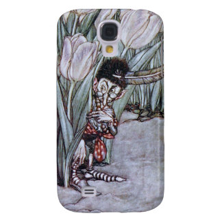 Garden Fairy Samsung Galaxy S4 Cover