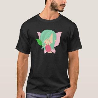 Garden Fairy- Seafoam and Pink T-Shirt