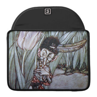 Garden Fairy Sleeve For MacBook Pro