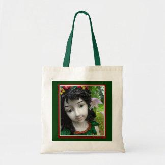 Garden Fairy Tote Bag