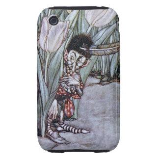 Garden Fairy Tough iPhone 3 Case