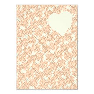 Garden Fleur Wedding Card
