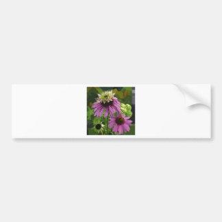 Garden Florals Bumper Sticker