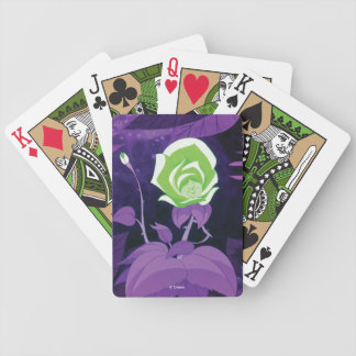 Garden Flower Film Still Bicycle Playing Cards