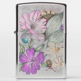 garden flower lighter