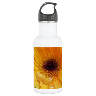 Garden Flower Stainless Steel Water Bottle