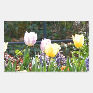 Garden Flower Sticker
