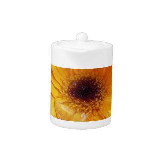 Garden Flower Teapot