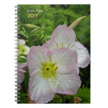 Garden Flowers 1 Personalized Notebook