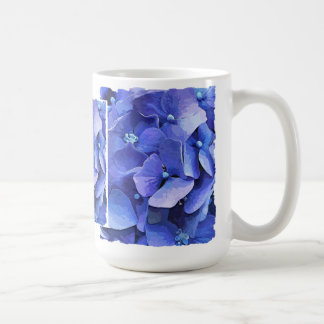 GARDEN FLOWERS COFFEE MUG
