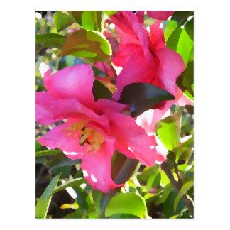 Garden Flowers CricketDiane Art & Photography Postcard