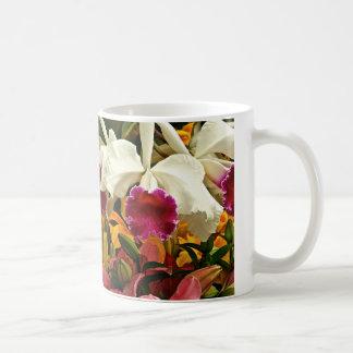 GARDEN FLOWERS IN SPRING BLOOM COFFEE MUG