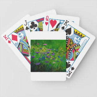 garden flowers.JPG Bicycle Playing Cards