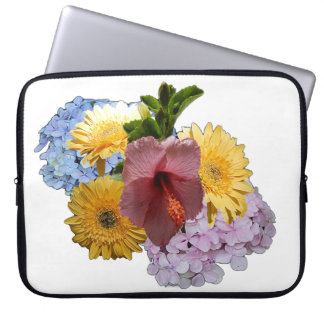 Garden Flowers Lap Top Sleeve Laptop Sleeves