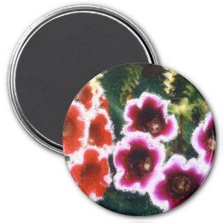 Garden Flowers Magnets