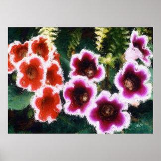 Garden Flowers Posters