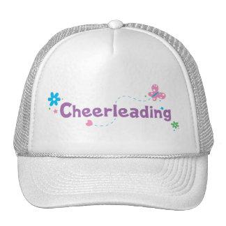 Garden Flutter Cheerleading Trucker Hat