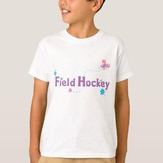 Garden Flutter Field Hockey T-Shirt