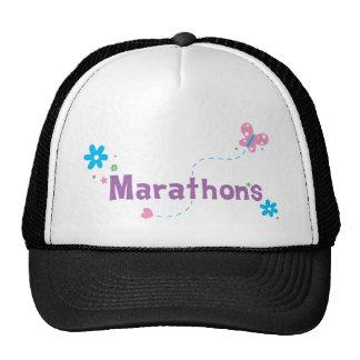 Garden Flutter Marathons Trucker Hat