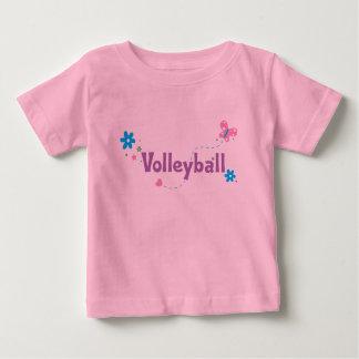 Garden Flutter Volleyball Baby T-Shirt