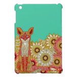 garden fox iPad mini covers