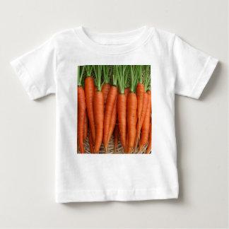 Garden Fresh Heirloom Carrots Baby T-Shirt