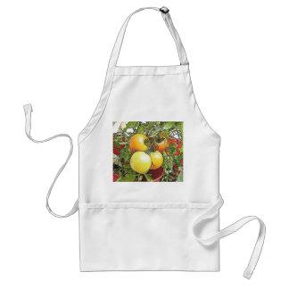 Garden Fresh Heirloom Tomatoes Adult Apron