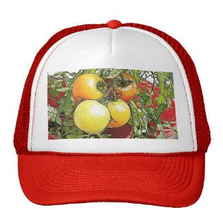 Garden Fresh Heirloom Tomatoes Trucker Hat