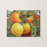 Garden Fresh Heirloom Tomatoes Puzzles