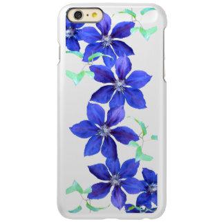 Garden Fresh Purple Clematis Flowers Incipio Feather® Shine iPhone 6 Plus Case