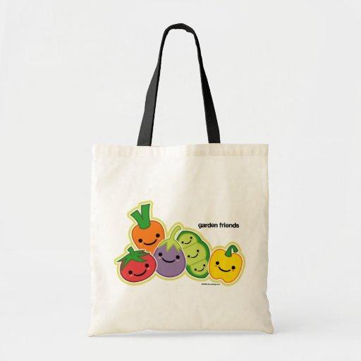 Garden Friends Budget Tote Bag