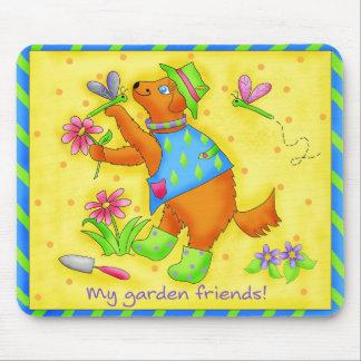 Garden Friends Mousepad