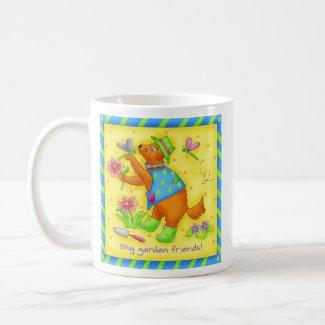 Garden Friends Mug mug