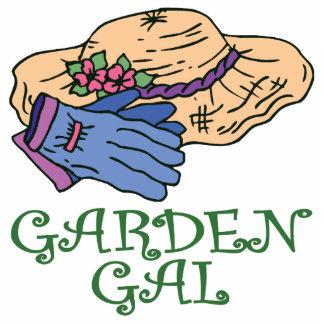 Garden Gal Cutout