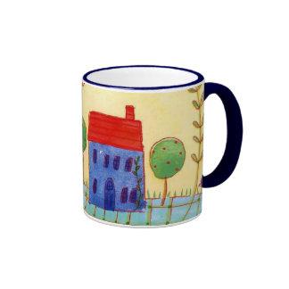 garden galore ringer mug