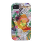 garden gate abstract iPhone cover iPhone 4/4S Cases
