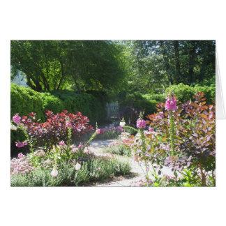 Garden Gate Card