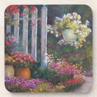 Garden Gate Coaster