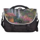 Garden Gate Laptop Commuter Bag