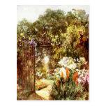 Garden Gate Postcards