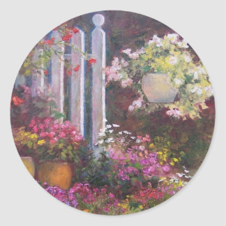 Garden Gate, Stickers