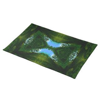 Garden Gateway Placemat Cloth Place Mat