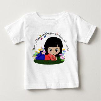 Garden Girl - Asian T Shirt