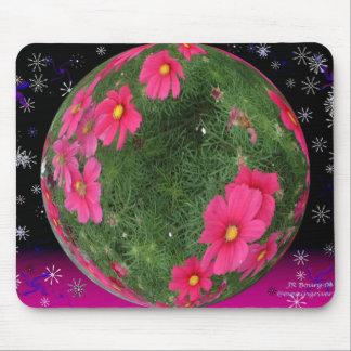 Garden Globe Mouse Pad