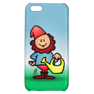 Garden gnome case for iPhone 5C