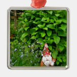 Garden Gnome Christmas Tree Ornament