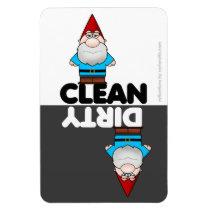 Garden Gnome Dishwasher Magnet